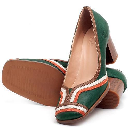 Laranja_Lima_Shoes_Sapatos_Femininos_Scarpin_Salto_Medio_de_5_cm_em_Couro_Multicolor_-_Codigo_-_3708_2