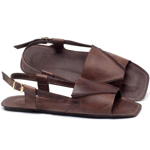 Laranja_Lima_Shoes_Sapatos_Femininos_Sandalia_Rasteira_Flat_em_Couro_Cafe_-_Codigo_-_3710_1