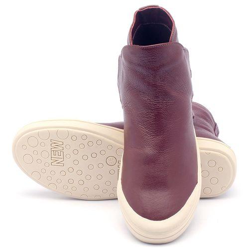 Laranja_Lima_Shoes_Sapatos_Femininos_Tenis_Cano_Alto_em_Couro_Vinho_-_Codigo_-_56092_2