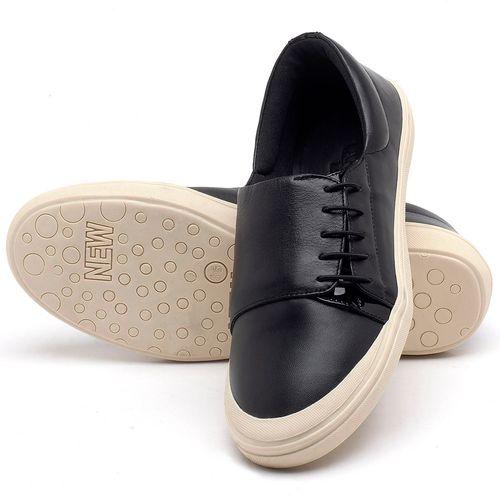 Laranja_Lima_Shoes_Sapatos_Femininos_Tenis_Cano_Baixo_em_Couro_Preto_-_Codigo_-_56095_2