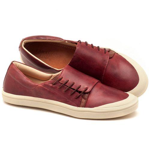 Laranja_Lima_Shoes_Sapatos_Femininos_Tenis_Cano_Baixo_em_Couro_Vinho_-_Codigo_-_56095_1