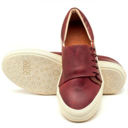 Laranja_Lima_Shoes_Sapatos_Femininos_Tenis_Cano_Baixo_em_Couro_Vinho_-_Codigo_-_56095_2
