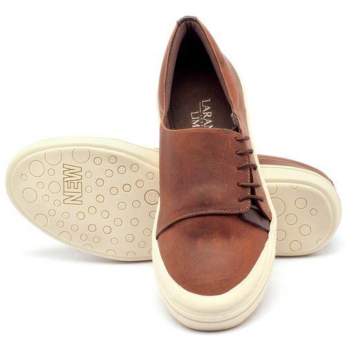 Laranja_Lima_Shoes_Sapatos_Femininos_Tenis_Cano_Baixo_em_Couro_Caramelo_-_Codigo_-_56095_2