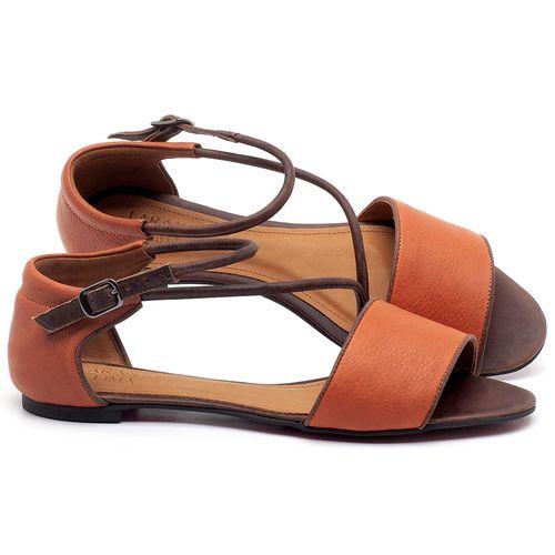 Laranja_Lima_Shoes_Sapatos_Femininos_Sandalia_Rasteira_em_Couro_Laranja_-_Codigo_-_56114_1