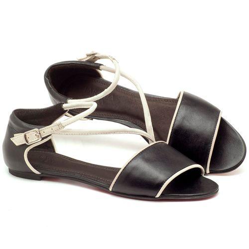 Laranja_Lima_Shoes_Sapatos_Femininos_Sandalia_Rasteira_em_Couro_P_-_B_-_Codigo_-_56114_1