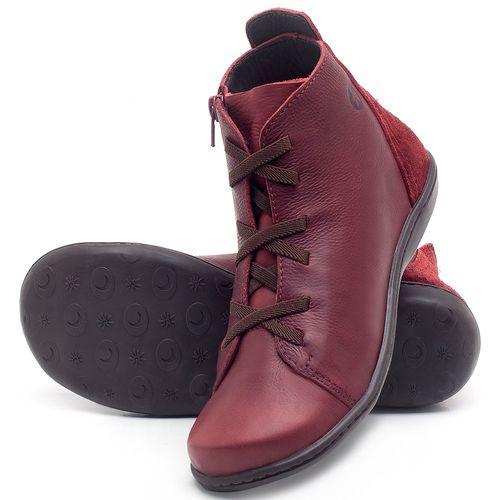 Laranja_Lima_Shoes_Sapatos_Femininos_Tenis_Cano_Alto_em_Couro_Vinho_-_Codigo_-_56127_2