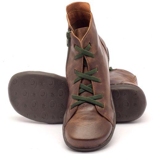 Laranja_Lima_Shoes_Sapatos_Femininos_Tenis_Cano_Alto_em_Couro_Marrom_-_Codigo_-_56127_2