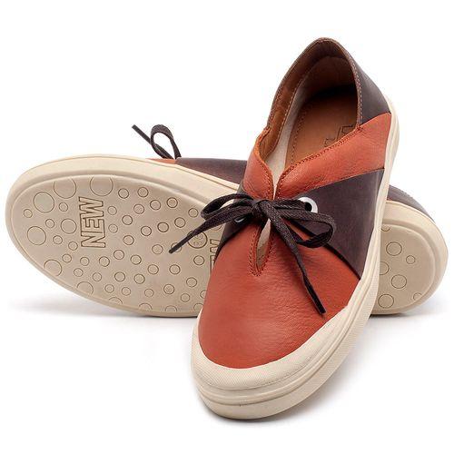 Laranja_Lima_Shoes_Sapatos_Femininos_Tenis_Cano_Baixo_em_Couro_Laranja_-_Codigo_-_56183_2
