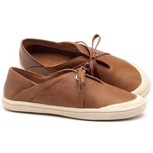 Laranja_Lima_Shoes_Sapatos_Femininos_Tenis_Cano_Baixo_em_Couro_Caramelo_-_Codigo_-_56183_1