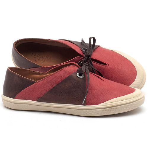Laranja_Lima_Shoes_Sapatos_Femininos_Tenis_Cano_Baixo_em_Couro_Vermelho_-_Codigo_-_56183_1