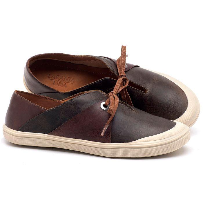 Laranja_Lima_Shoes_Sapatos_Femininos_Tenis_Cano_Baixo_em_Couro_Marrom_-_Codigo_-_56183_1