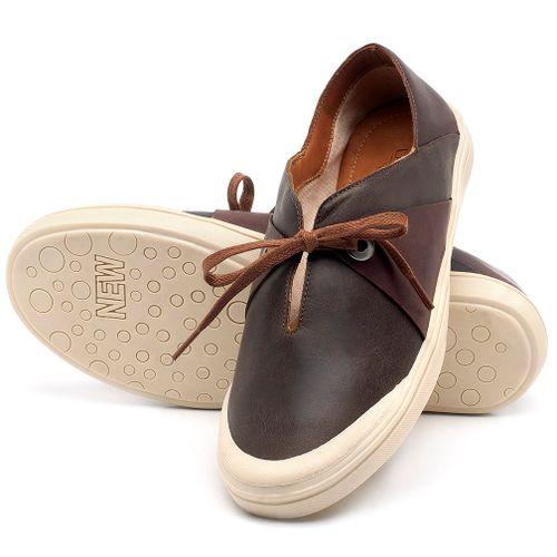 Laranja_Lima_Shoes_Sapatos_Femininos_Tenis_Cano_Baixo_em_Couro_Marrom_-_Codigo_-_56183_2