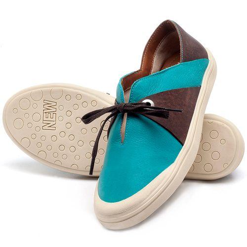 Laranja_Lima_Shoes_Sapatos_Femininos_Tenis_Cano_Baixo_em_Couro_Azul_-_Codigo_-_56183_2