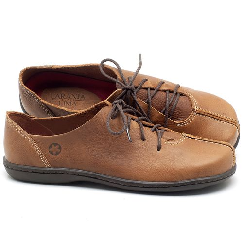 Laranja_Lima_Shoes_Sapatos_Femininos_Tenis_Cano_Baixo_em_Couro_Caramelo_-_Codigo_-_56188_1