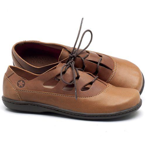 Laranja_Lima_Shoes_Sapatos_Femininos_Flat_Shoes_em_Couro_Caramelo_-_Codigo_-_56189_1
