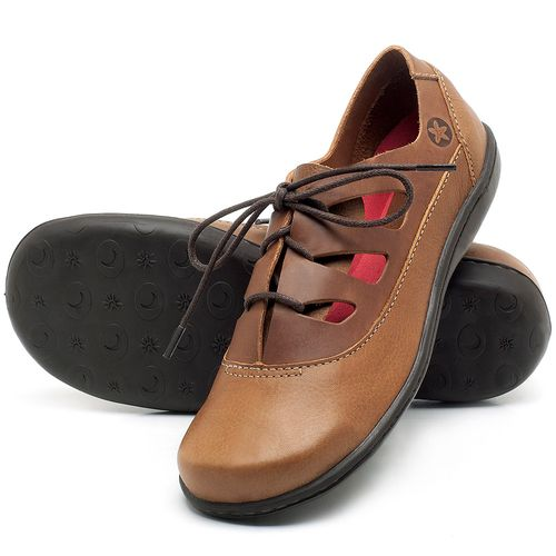 Laranja_Lima_Shoes_Sapatos_Femininos_Flat_Shoes_em_Couro_Caramelo_-_Codigo_-_56189_2