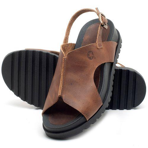 Laranja_Lima_Shoes_Sapatos_Femininos_Sandalia_Rasteira_Flat_em_Couro_Caramelo_-_Codigo_-_56191_2