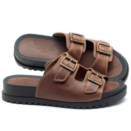 Laranja_Lima_Shoes_Sapatos_Femininos_Sandalia_Rasteira_Flat_em_Couro_Caramelo_-_Codigo_-_56192_1