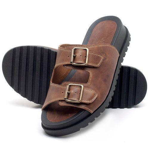 Laranja_Lima_Shoes_Sapatos_Femininos_Sandalia_Rasteira_Flat_em_Couro_Caramelo_-_Codigo_-_56192_2