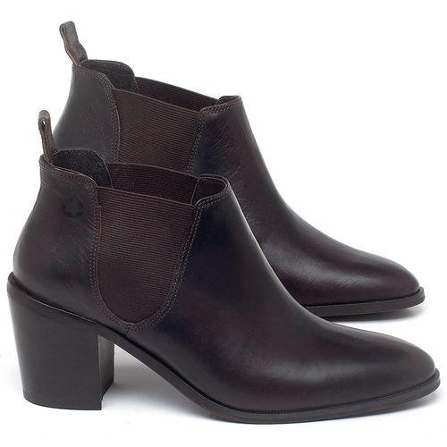 Laranja_Lima_Shoes_Sapatos_Femininos_Bota_Cano_Curto_Salto_de_75_cm_em_Couro_Cafe_-_Codigo_-_56193_1