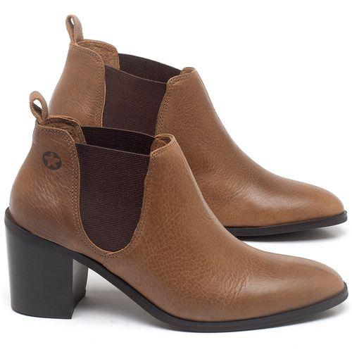 Laranja_Lima_Shoes_Sapatos_Femininos_Bota_Cano_Curto_Salto_de_75_cm_em_Couro_Caramelo_-_Codigo_-_56193_1