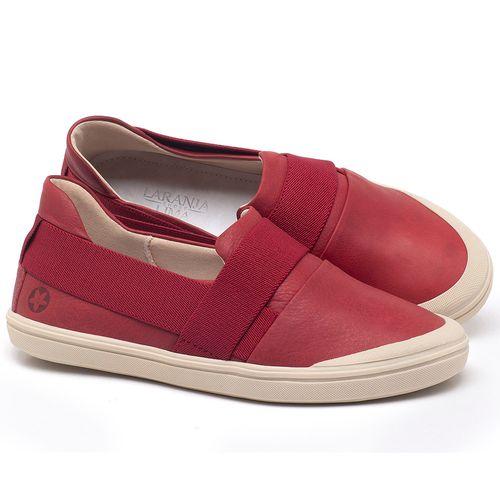 Laranja_Lima_Shoes_Sapatos_Femininos_Tenis_Cano_Baixo_em_Couro_Vermelho_-_Codigo_-_56198_1