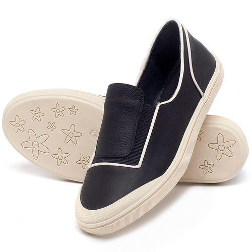 Laranja_Lima_Shoes_Sapatos_Femininos_Tenis_Cano_Baixo_em_Couro_Preto_-_Codigo_-_56199_2