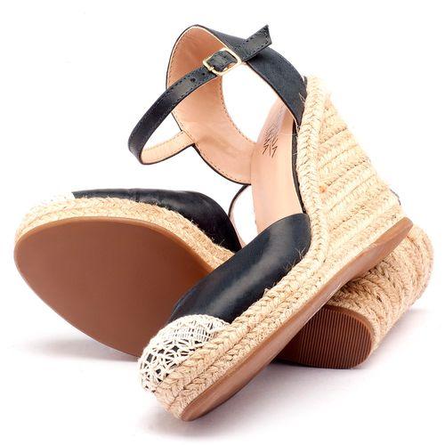 Laranja_Lima_Shoes_Sapatos_Femininos_Espadrille_Laranja_Lima_Shoes_Salto_de_9_cm_em_Couro_Marinho_-_Codigo_-_9392_2