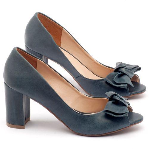 Laranja_Lima_Shoes_Sapatos_Femininos_Peep_Toe_Laranja_Lima_Shoes_Salto_de_7_cm_em_Couro_Marinho_-_Codigo_-_9404_1