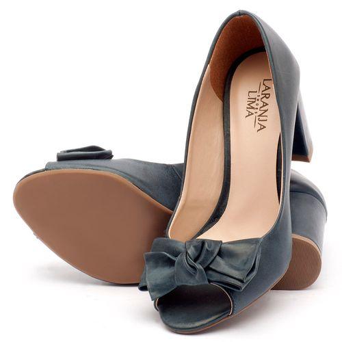 Laranja_Lima_Shoes_Sapatos_Femininos_Peep_Toe_Laranja_Lima_Shoes_Salto_de_7_cm_em_Couro_Marinho_-_Codigo_-_9404_2