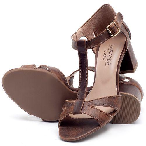 Laranja_Lima_Shoes_Sapatos_Femininos_Sandalia_Laranja_Lima_Shoes_Classic_Salto_de_4_cm_em_Couro_Marrom_-_Codigo_-_9412_2