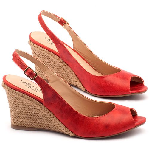 Laranja_Lima_Shoes_Sapatos_Femininos_Ana_Bela_Corda_Salto_de_7_cm_em_Couro_Vermelho_-_Codigo_-_9416_1