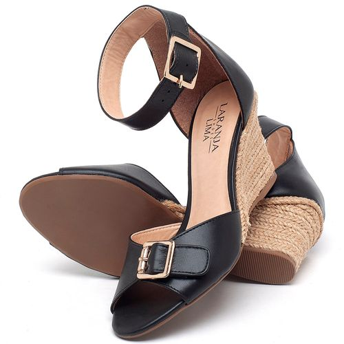 Laranja_Lima_Shoes_Sapatos_Femininos_Ana_Bela_Corda_Salto_de_8_cm_em_Couro_Preto_-_Codigo_-_9425_2