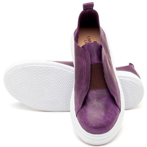 Laranja_Lima_Shoes_Sapatos_Femininos_Tenis_Cano_Baixo_em_Couro_Roxo_-_Codigo_-_9430_2