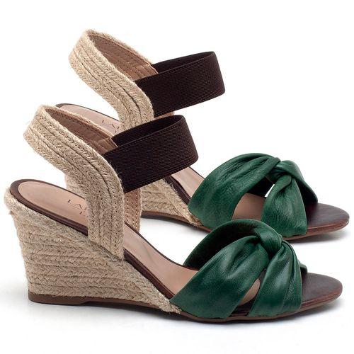 Laranja_Lima_Shoes_Sapatos_Femininos_Ana_Bela_Corda_Salto_de_7_cm_em_Couro_Verde_-_Codigo_-_9444_1