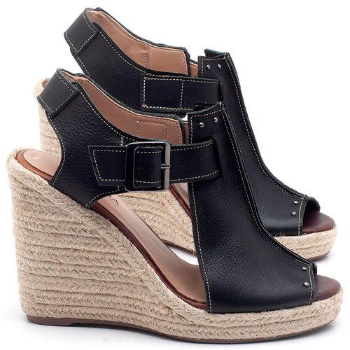 Laranja_Lima_Shoes_Sapatos_Femininos_Ana_Bela_Corda_Salto_de_9_cm_em_Couro_Preto_-_Codigo_-_9445_1