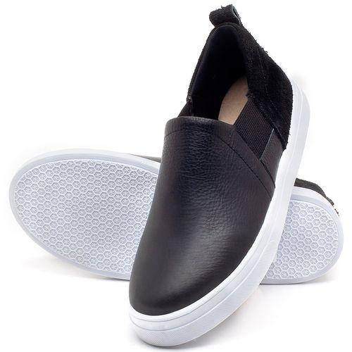 Laranja_Lima_Shoes_Sapatos_Femininos_Tenis_Cano_Baixo_em_Couro_Preto_-_Codigo_-_9447_2
