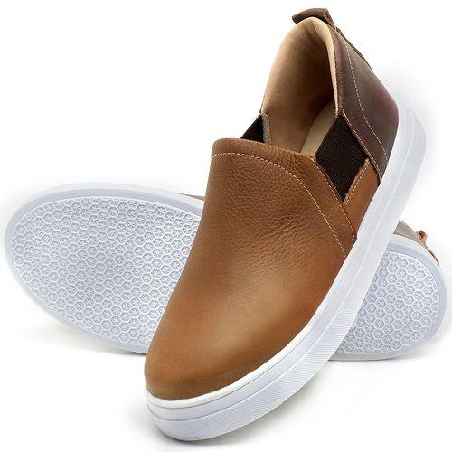 Laranja_Lima_Shoes_Sapatos_Femininos_Tenis_Cano_Baixo_em_Couro_Caramelo_-_Codigo_-_9447_2