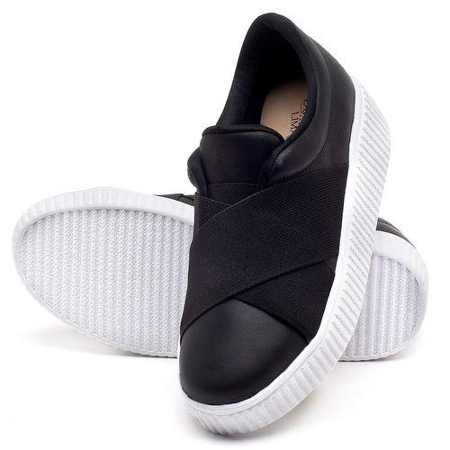 Laranja_Lima_Shoes_Sapatos_Femininos_Tenis_Cano_Baixo_em_Couro_Preto_-_Codigo_-_9448_2