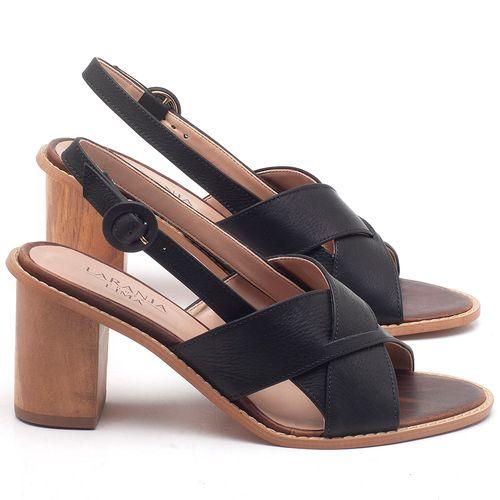 Laranja_Lima_Shoes_Sapatos_Femininos_Sandalia_Laranja_Lima_Shoes_Classic_Salto_de_6_cm_em_Couro_Preto_-_Codigo_-_9455_1