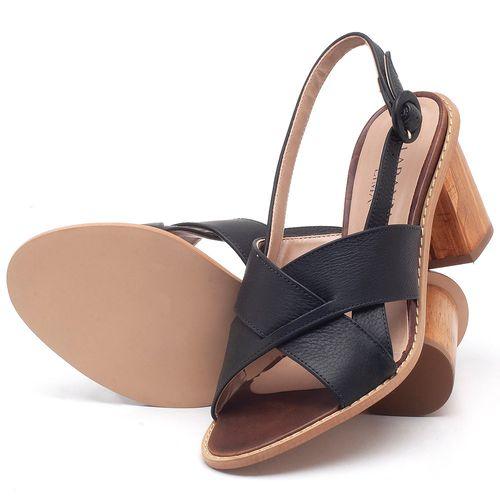 Laranja_Lima_Shoes_Sapatos_Femininos_Sandalia_Laranja_Lima_Shoes_Classic_Salto_de_6_cm_em_Couro_Preto_-_Codigo_-_9455_2