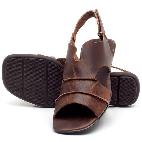 Laranja_Lima_Shoes_Sapatos_Femininos_Sandalia_Rasteira_Flat_em_Couro_Marrom_-_Codigo_-_9457_2