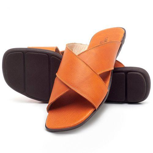Laranja_Lima_Shoes_Sapatos_Femininos_Sandalia_Rasteira_Flat_em_Couro_Laranja_-_Codigo_-_9458_2