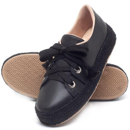 Laranja_Lima_Shoes_Sapatos_Femininos_Tenis_Cano_Baixo_em_Couro_Preto_-_Codigo_-_9462_2