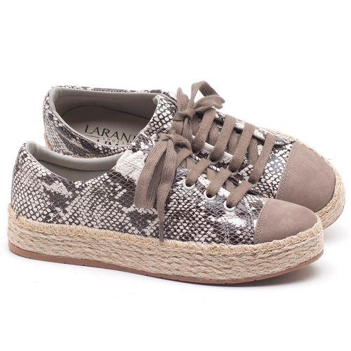 Laranja_Lima_Shoes_Sapatos_Femininos_Tenis_Cano_Baixo_em_Couro_Cobra_-_Codigo_-_99090_1