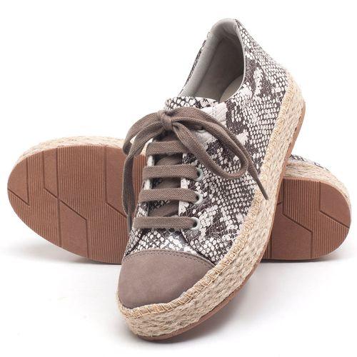 Laranja_Lima_Shoes_Sapatos_Femininos_Tenis_Cano_Baixo_em_Couro_Cobra_-_Codigo_-_99090_2