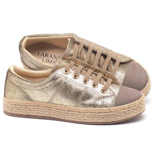 Laranja_Lima_Shoes_Sapatos_Femininos_Tenis_Cano_Baixo_em_Couro_Metalizado_-_Codigo_-_99092_1