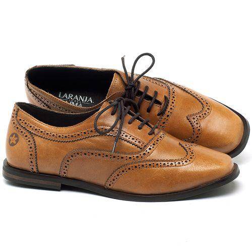 Laranja_Lima_Shoes_Sapatos_Femininos_Oxford_Laranja_Lima_Shoes_em_Couro_Laranja_-_Codigo_-_136092_1