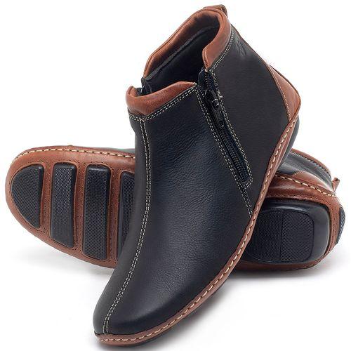 Laranja_Lima_Shoes_Sapatos_Femininos_Flat_Boot_em_Couro_Preto_-_Codigo_-_136094_2