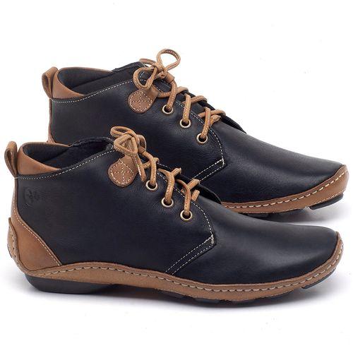 Laranja_Lima_Shoes_Sapatos_Femininos_Flat_Boot_em_Couro_Preto_-_Codigo_-_136095_1